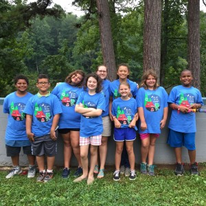 Carteret County Camping Group 2015