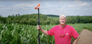 Cover photo for Improving Corn Fertilizer and Water Management – Field Video