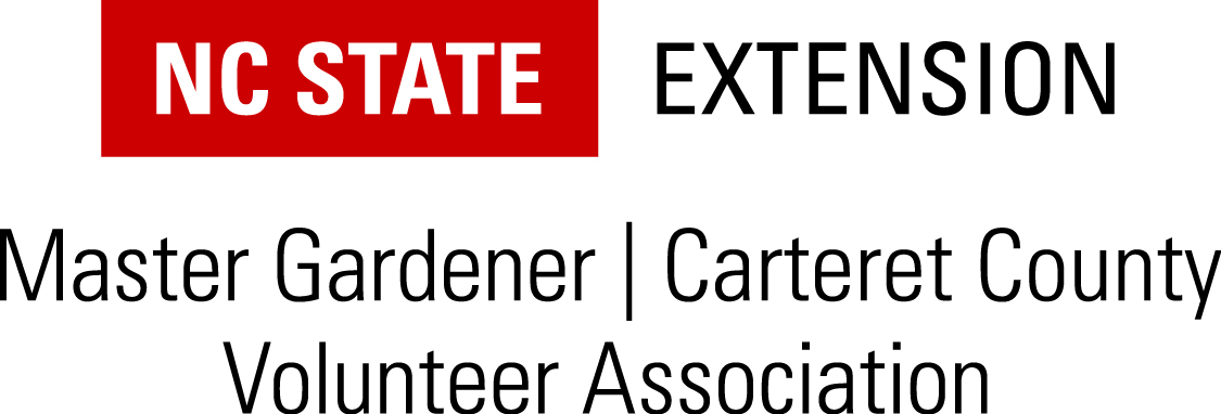Logo for Extension Master Gardener Volunteer Association of Carteret County